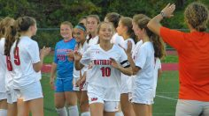 Watertown girls soccer - Meadow Mancini