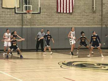 Woodland girls host Kennedy