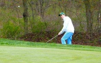 Holy Cross golf - Chris Ford 1