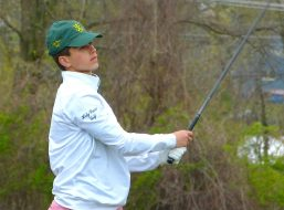 Holy Cross golf - Vincent Graziano 1