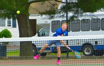 Litchfield boys tennis - Class S - Charlie Shanks