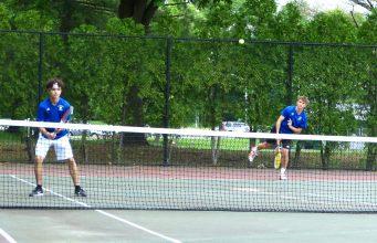 Litchfield boys tennis - Class S - No. 2 doubles