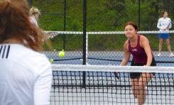 Sacred Heart tennis - Nhi Nguyen 2