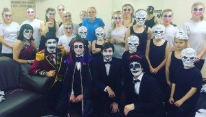 Starlight Dance, Dance and Musical Theatre School Stamford, Musical school Stamford, Dance school stamford, Nina Dance School, Starlight Dance, The Zoots, Zoots band, Zoots Halloween