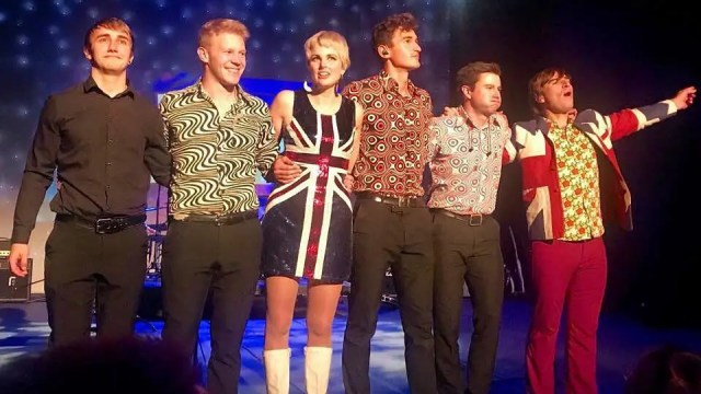 60s tribute band, Windsor, The Zoots