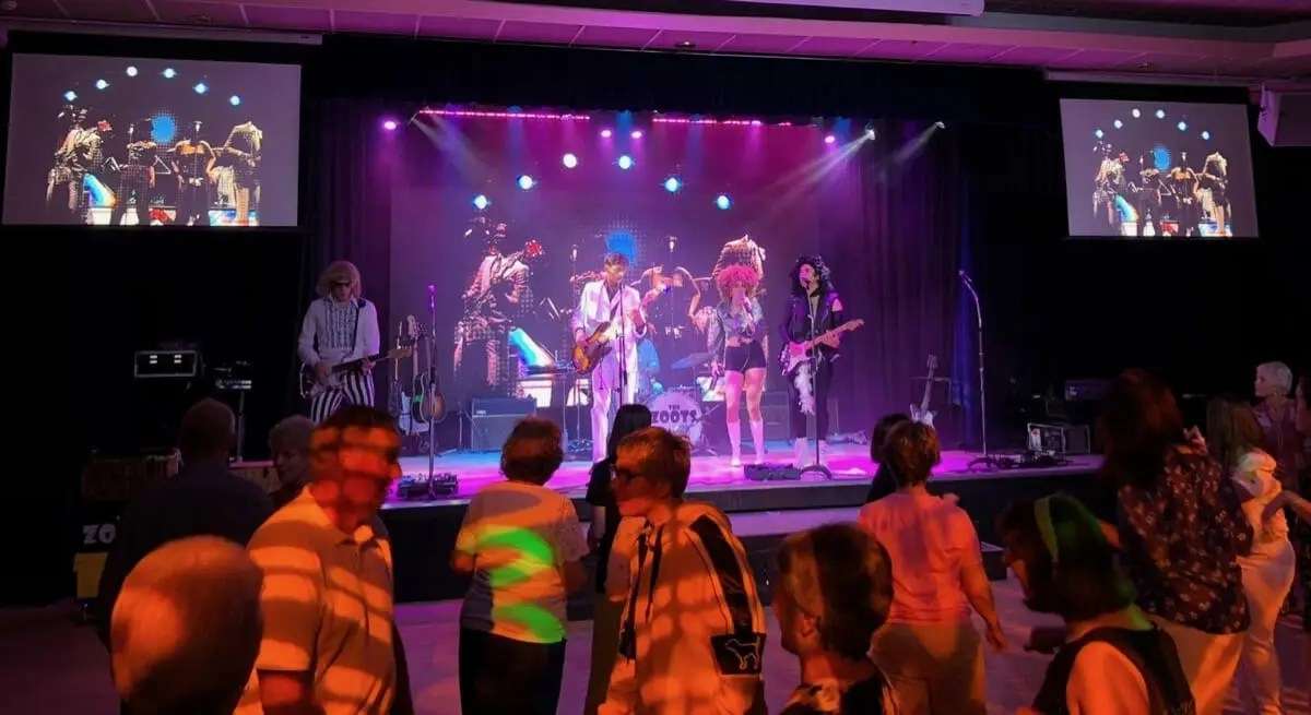 Sounds of the 70s tribute show