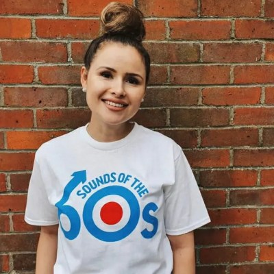 sounds of the 60s t-shirt