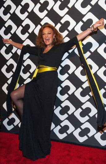 """Diane von Furstenberg's """"Journey Of A Dress"""" Opening Party - Arrivals"""