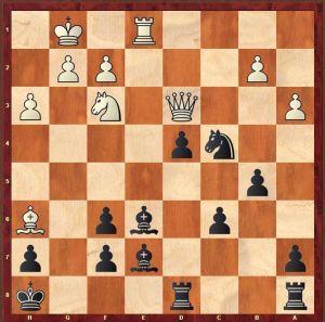 Sacrificio ajedrez 2c