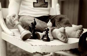 ajedrez niño