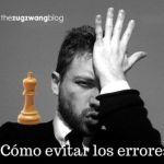 errores en ajedrez