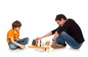 enseñar ajedrez a niños