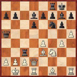 diagrama de ajedrez variante del dragón