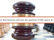 leyes ajedrez fide 2018