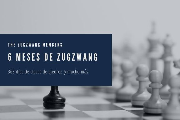 ACCESO 6 MESES - The Zugzwang Members Image