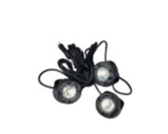 Three-light LED Light Kit