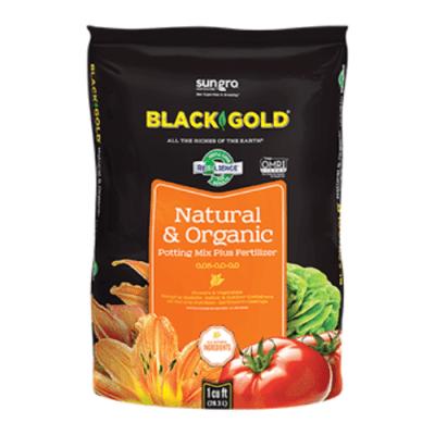 Black Gold Natural & Organic