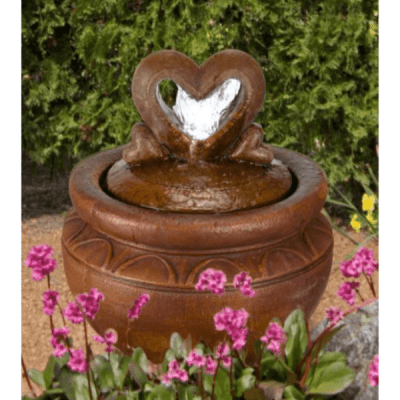 Heart of Hearts Bubbler