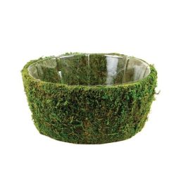 SuperMossⓇ Roseville Deco Basket