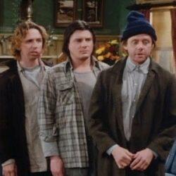 Larry, Darryl, & Darryl