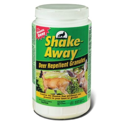 Shake Away® Deer Repellent Granules