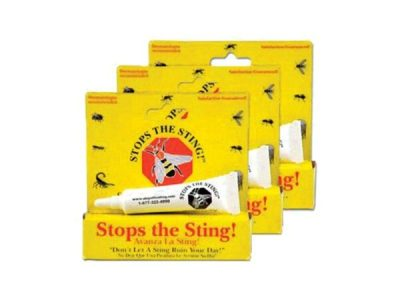 Stops The Sting!™