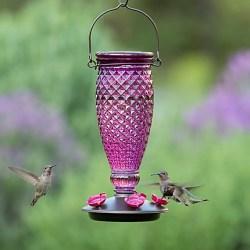 Diamond Wine - Hummingbird Feeder