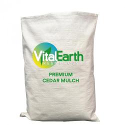 Premium Cedar Mulch