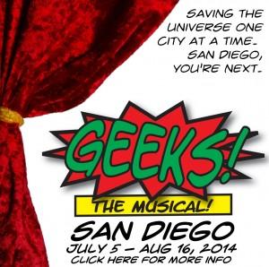 Geeks The Musical