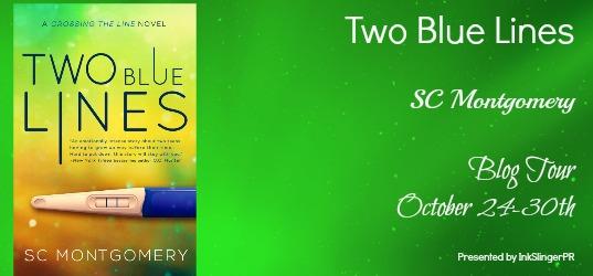 Two Blue Lines Blog Tour