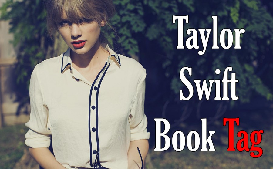 The Taylor Swift Book Tag