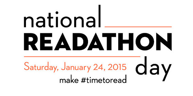 National Read-a-thon Day