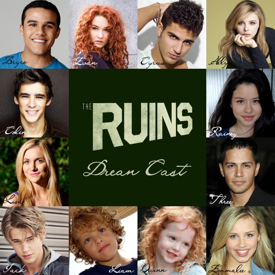 The Ruins Dream Cast