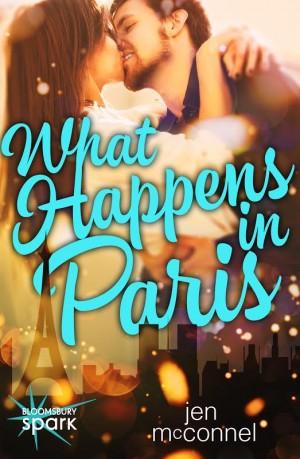 What Happens in Paris (Adventures Abroad #2) by Jen McConnel