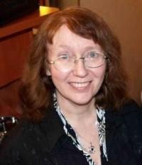 Author Marie Powell