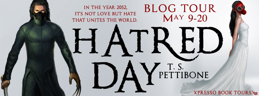 Hatred Day Blog Tour
