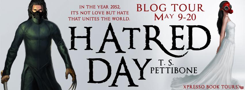 Hatred Day Blog Tour