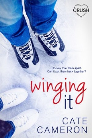 Winging It (Corrigan Falls Raiders #3) by cate Cameron