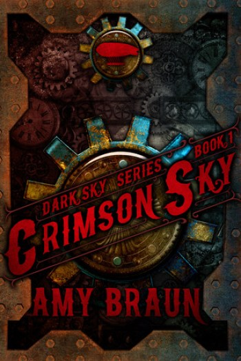 Crimson Sky (Dark Sky #1) by Amy Braun
