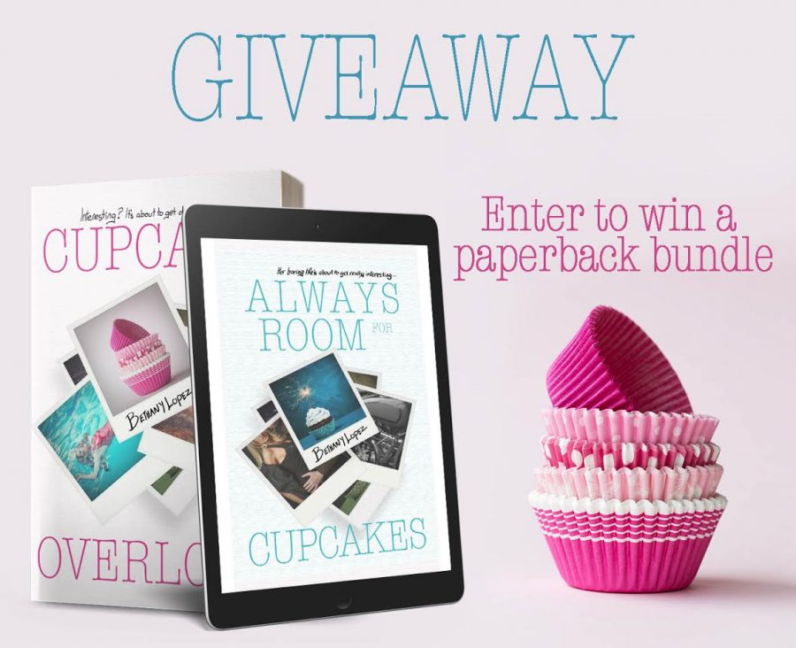 Cupcakes Giveaway