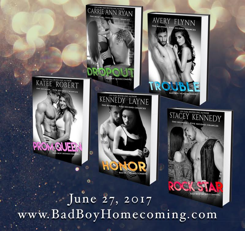 Bad Boy Homecoming Series