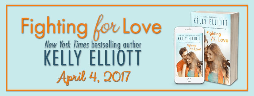 FIGHTING FOR LOVE Blog Tour