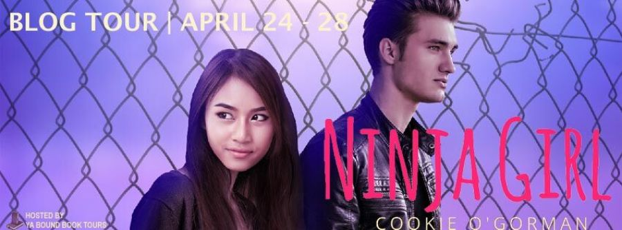 NINJA GIRL Blog Tour