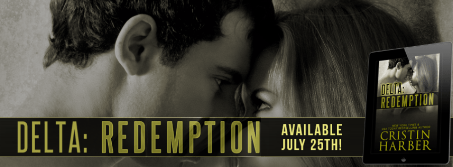 DELTA REDEMPTION Cover Reveal