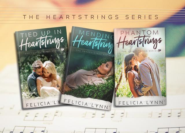HEARTSTRINGS Series by Felicia Lynn