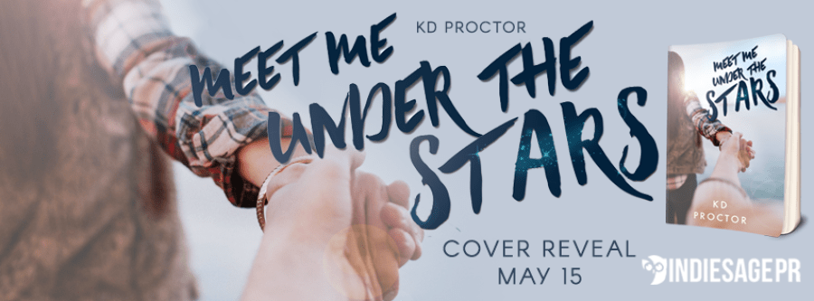 MEET ME UNDER THE STARS Cover Reveal