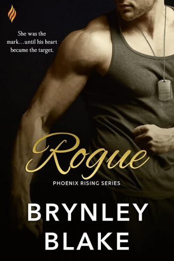 ROGUE (Phoenix Rising #1) by Brynley Blake