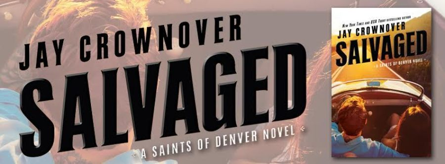 SALVAGED Cover Reveal