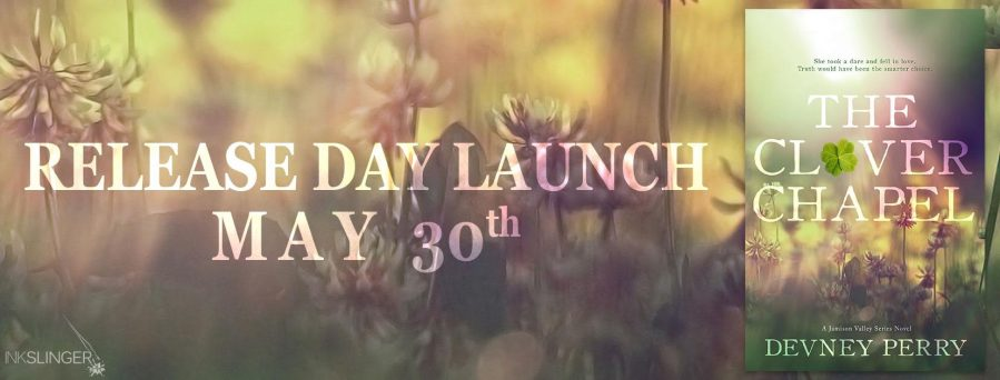 THE CLOVER CHAPEL Release Day