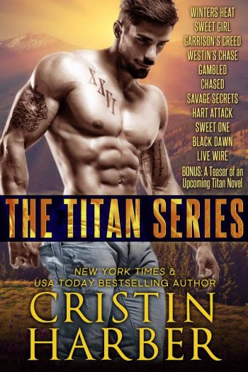 THE TITAN SERIES by Cristin Harber